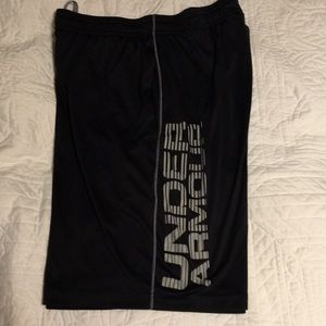 UnderArmour HeatGear Shorts, Men's Medium